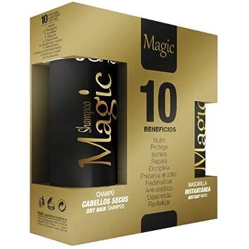 Tahe Magic - Pack Mantenimiento: Mascarilla Instantánea y Champú Magic: Amazon.es: Belleza