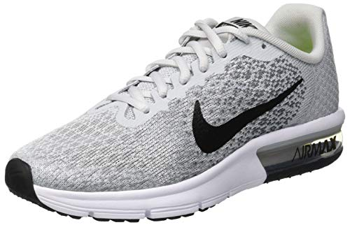 b357c0440d66b Galleon - NIKE - Air Max Sequent Boys Running Sneakers Shoes (4.5)
