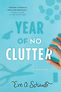 Book Cover: Year of No Clutter: A Memoir