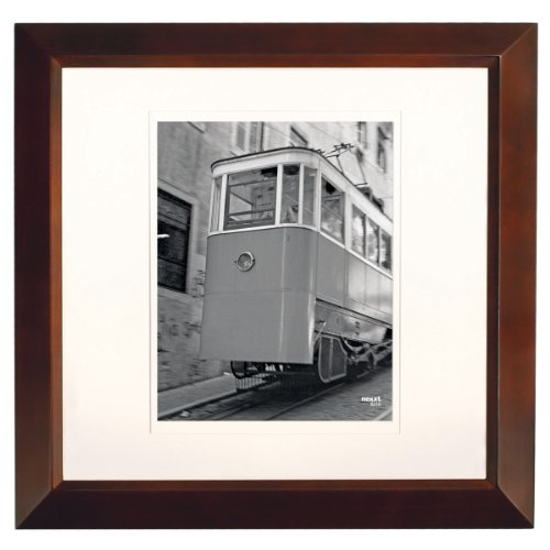11x14 frame with mat espresso - 9
