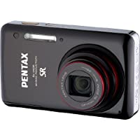 Pentax Optio 15921 14 MP Digital Camera with 5x Optical Zoom (Black)