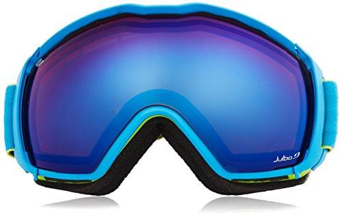 Masque de ski mixte JULBO Bleu Airflux Bleu   Vert - Spectron 2 ... 0e1396e14374