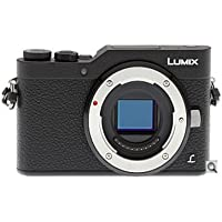 Panasonic Lumix DC-GX850 Micro Four Thirds Mirrorless Camera (Black) (International Model No Warranty)