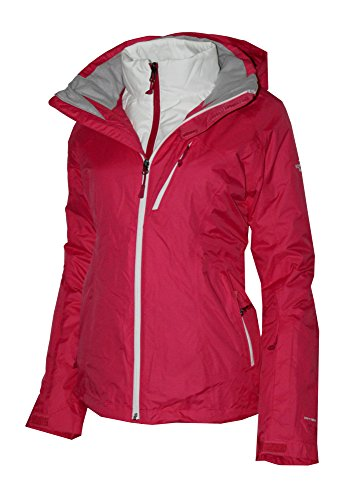 (The North Face Women's Cheakamus Triclimate 3 In 1 System Jacket (Large))