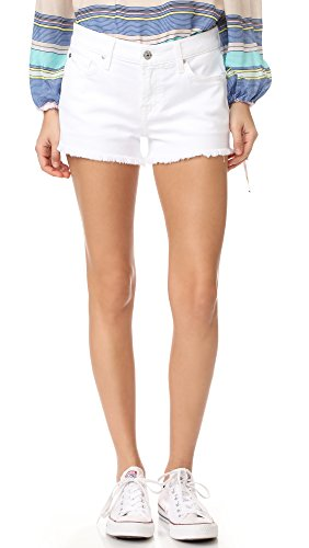 All Mankind Womens Cutoff Shorts