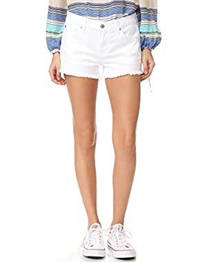 7 For All Mankind Women's Cutoff Shorts
