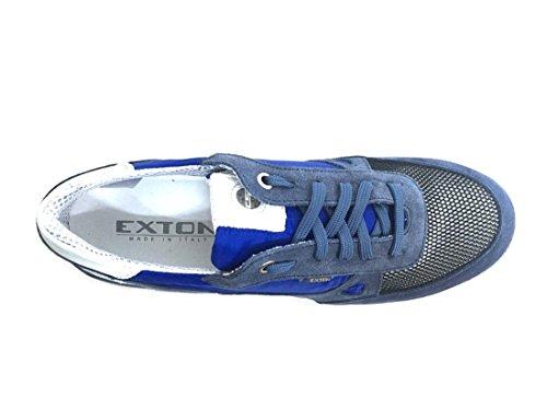 EXTON Chaussures de Running Compétition Homme