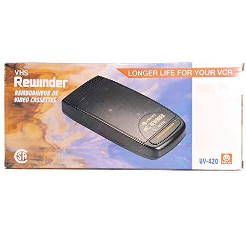 Most Popular VCR Rewinders