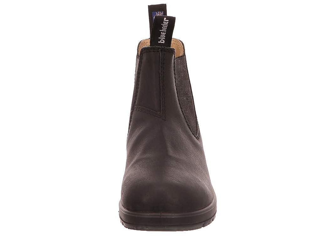 Blue Heeler - Australian Style Chelsea Boots / black --narrow Füße fit-- auch für schmale Füße --narrow Schwarz ec1f84