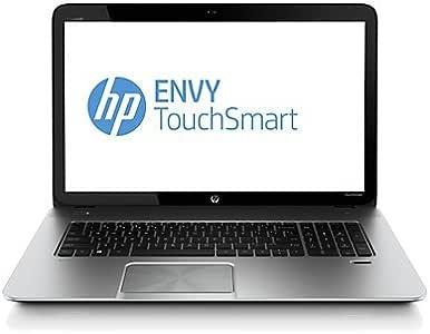 HP ENVY TouchSmart 17t-j000 Quad Edition Notebook PC (120GB SSD + 2TB Storage)