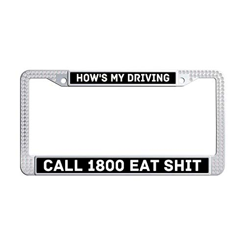Nuoyizo How's My Driving Call 1800 Eat Shit