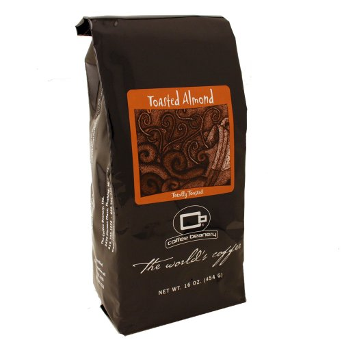 Coffee Beanery Toasted Almond 16 oz. (Automatic Drip) - Almond Toasted Coffee