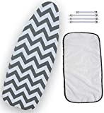 Best ironing board i - Wider Ironing Board Cover 6 Items: 1 Extra Review