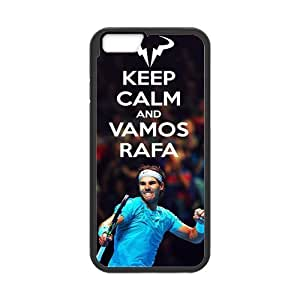 iPhone 6 Case, [Nadal] iPhone 6 (4.7) Case Custom Durable Case Cover for iPhone6 TPU case(Laser Technology)