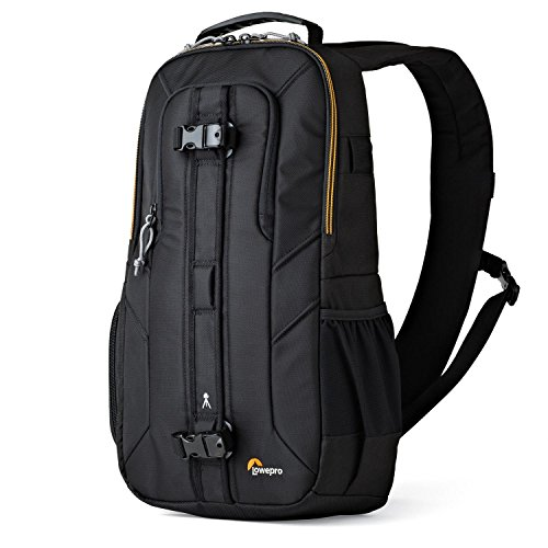 Lowepro Slingshot Edge 250 AW - A Secure, Slim, Smart and Protective Sling for a Compact DSLR or DJI Mavic Pro/Mavic Pro Platinum (Camera Bag Lowepro)