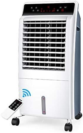 XPfj Frio Calor Movil Climatizador, Aire Acondicionado Purificador De Aire Humidificación Aire 3 Velocidad del Viento Aire Acondicionado Móvil Blanco: Amazon.es: Hogar