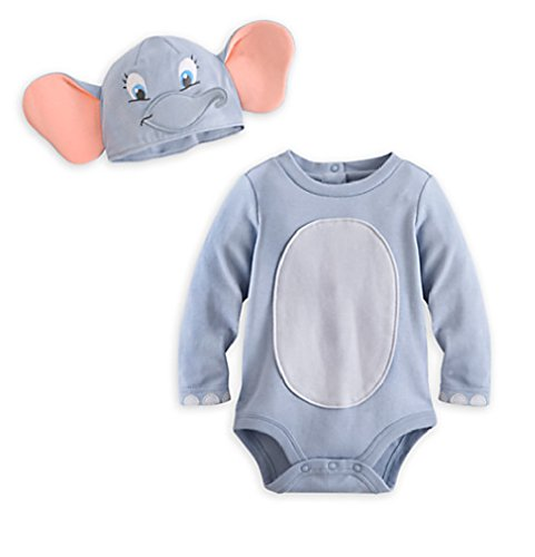 Dumbo Costume Bodysuit for Baby (Dumbo Baby Costume)