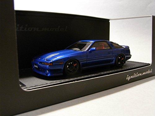 1/43 TOYOTA Supra 3.0 GT A70(ブルー) IG0711