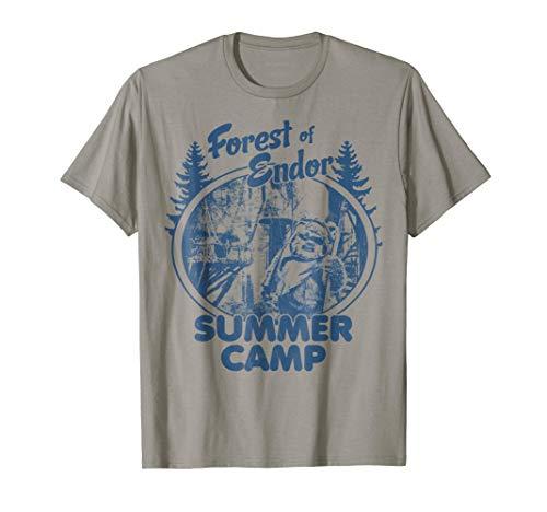 Star Wars Wicket Ewoks Endor Forest Summer Camp -