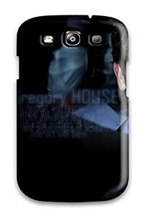 Annie T Crawford Perfect Tpu Case For Galaxy S3/ Anti-scratch Protector Case (awesome Hugh Laurie House Md )