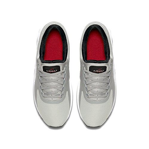 de Nike Zero Chaussures Air Running Baskets Metallic Max Silver QS nbsp;Sneakers 921074 GS HwCgq