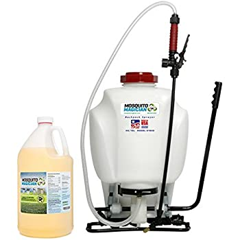 Amazon.com : Mosquito Magician Battery Backpack Sprayer