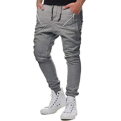 - Sale! Teresamoon Men's Elastic Cuffed Casual Drawstring Training Jogger Athletic Pants Sweatpants