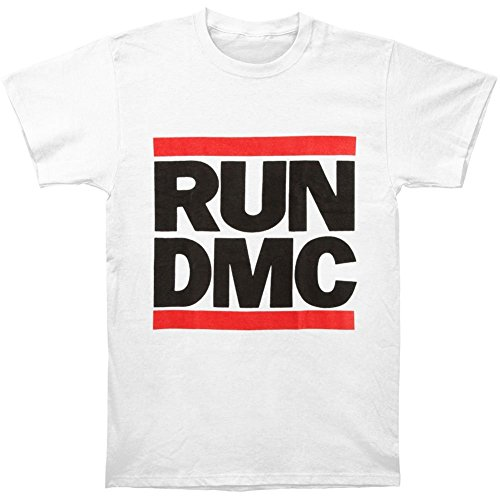 Run DMC Logo Men's T-Shirt - Dmc Run Band