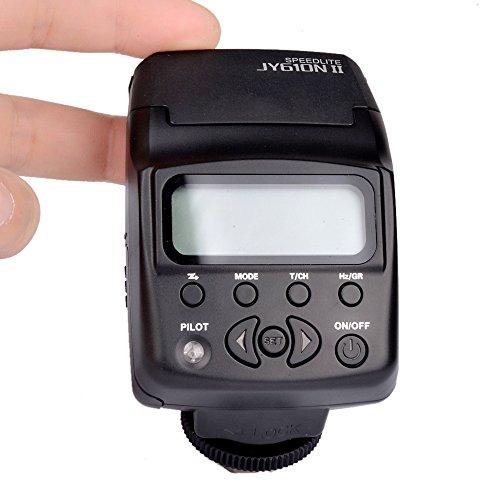 Viltrox JY-610N i-TTL On-camera Mini Flash Speedlite for Nikon D3300 D5300 D7...