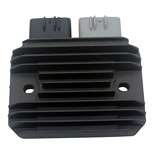 Mosfet Voltage Regulator Rectifier For Kawasaki Ninja ZX-6R / Ninja ZX-10R 2008-2018 ZX600R ZX636 ZX1000 OEM Repl.# 99999-0377 21066-0028 21066-0731 21066-0730 21066-0716