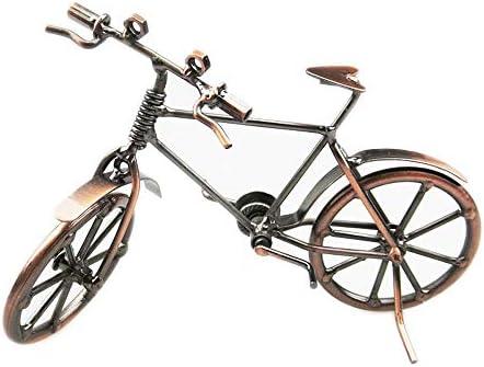 ZG Metal Sculpture Vintage Classic Handmade Iron Bicycle Unique Art Deco