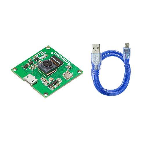 Arducam 8MP 1080P Raspberry Pi USB Camera V2 Module, 1/4