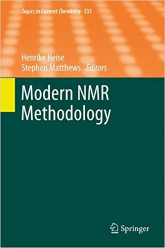 Book Modern NMR Methodology (Topics in Current Chemistry)