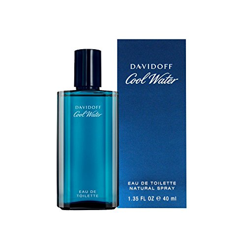 Davidoff Cool Water Edt Spray for Men, 1.35 oz ()