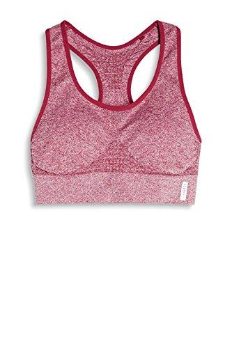 ESPRIT Sports, Sujetador Deportivo para Mujer Rojo (Cherry Red 2 616)