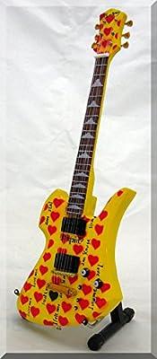 Hide Guitarra en miniatura Japón Fernandes: Amazon.es ...