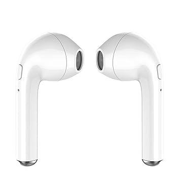 HLLZL Mini Bluetooth 4.2 Auriculares in Ear Auriculares inalámbricos,Cancelación de Ruido, Micrófono Incorporado