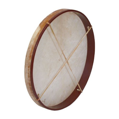Frame Drum, 22'', With Beater by DOBANI