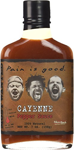 Pain is Good Cayenne Pepper (Pain 100% Hot Sauce)