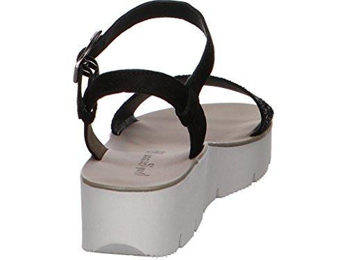 Paul Green 7103-012 - Sandalias de Vestir Para Mujer Negro\r\n