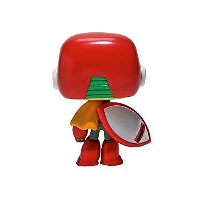 Funko POP Games: Mega Man - Proto Man Action Figure: Artist Not Provided: Toys & Games