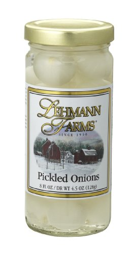 Pickled Cocktail Onions 8oz -