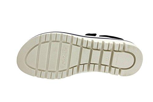 Sandalia Plantilla Metal 180781 Ante Extraíble Confort Zapato Orion Marino Piesanto rr1dwqxHP