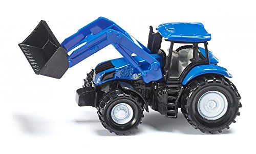 Siku 1355 New Holland Plus Frontloader Die Cast Miniature