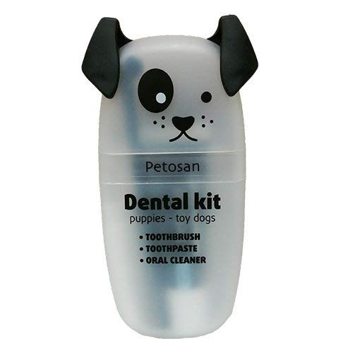 Petosan USA Puppy Dental Kit for Oral Care