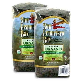 San Francisco Bay French Roast Coffee Beans 3lbs / 48 Oz. Bag - Fail of 2