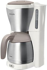 Philips HD7546/00 Gaia Filter-Kaffeemaschine mit Thermo-Kanne, w