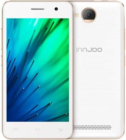 Teléfono movil Smartphone innjoo i3 Blanco 4