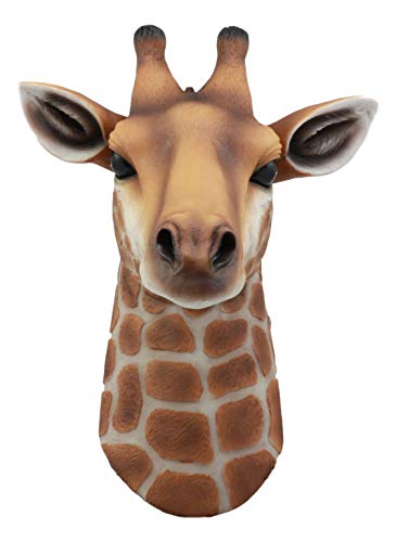 Ebros Kenya The Safari Giraffe Head Wall Decor