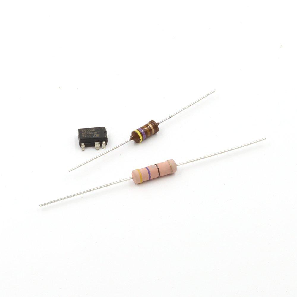 470µH 27 Ohm 3W LNK304PN Reparatur Set // Kit für AEG Bauknecht Whirlpool
